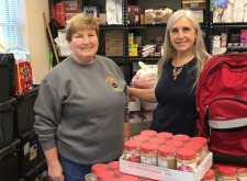 Teamsters Women Provide Protein!